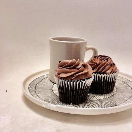 mushuke cupcake