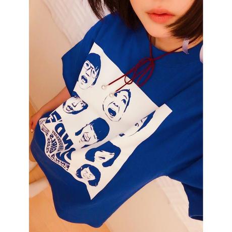記念Tシャツ 【チョメ顔 Ver.】(7色展開)