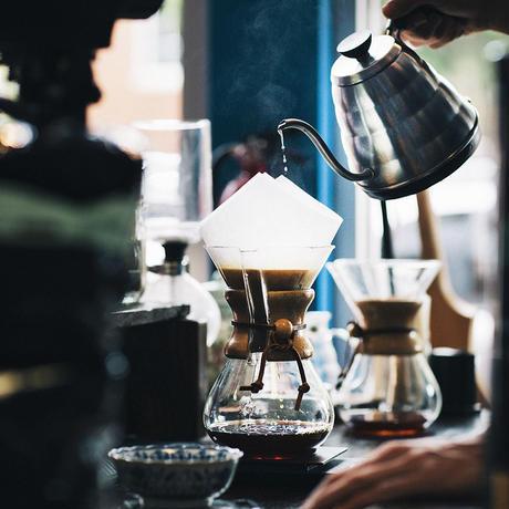 3月22日 ハンドドリップ & コーヒー基礎知識講座 @TheCAFE町田