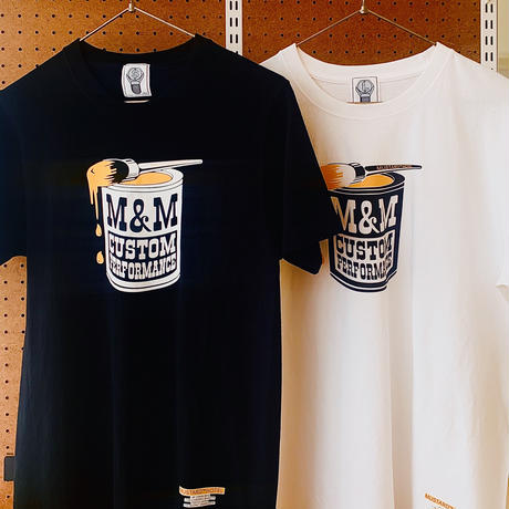 [Limited to 100]  Collaboration T-Shirt With M&M CUSTOM  PERFORMANCE