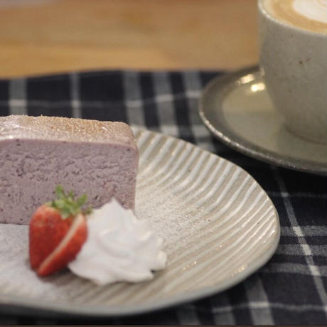 フルーツチーズケーキ(いちご)