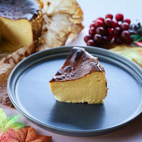 パンプキンバスクチーズケーキ