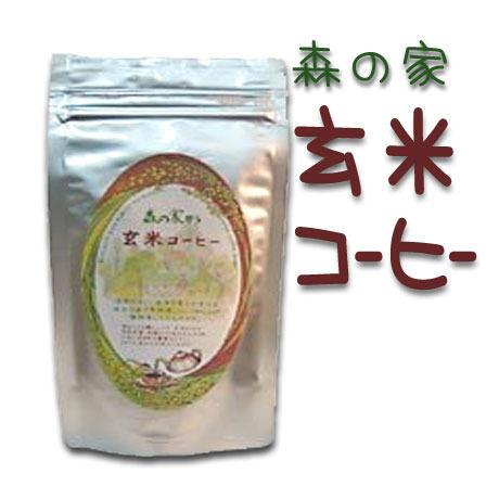森の家 玄米コーヒー | ムスビの会通販