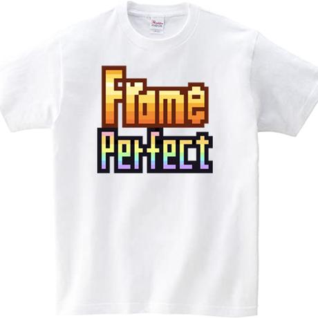 【受注生産】RTA in Japan「Frame Perfect」Tシャツ