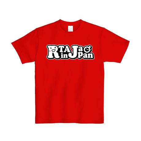 【予備品】RTA in JapanロゴTシャツ