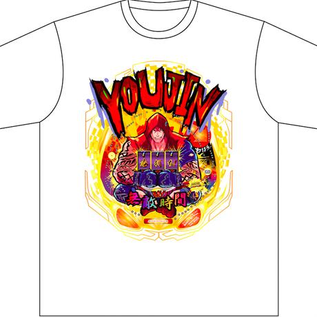 用心BΩYコラボTシャツ(白/黒)