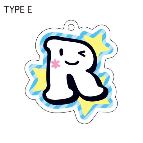 RTA in Japan公式アクリルキーホルダー【単品】