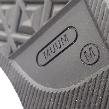 【MUUM】厚底MUUMモノグラムニットスニーカー - 7556R03SS