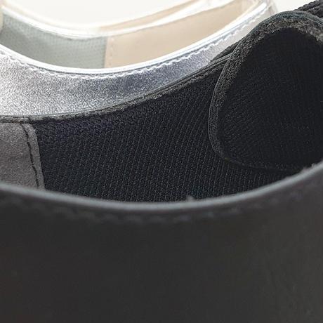 【MUUM】キラキラレースアップ厚底スニーカー - 7553R03SS