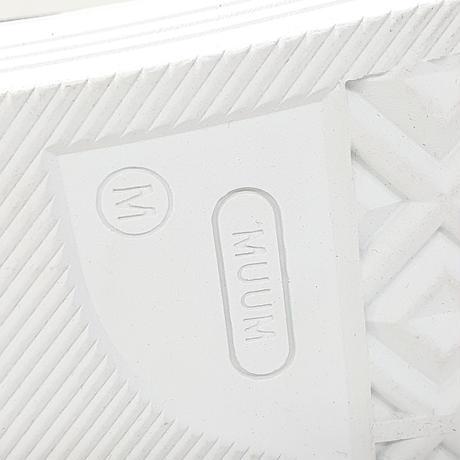 【MUUM】ハート&レター厚底スニーカー - 7551R03SS