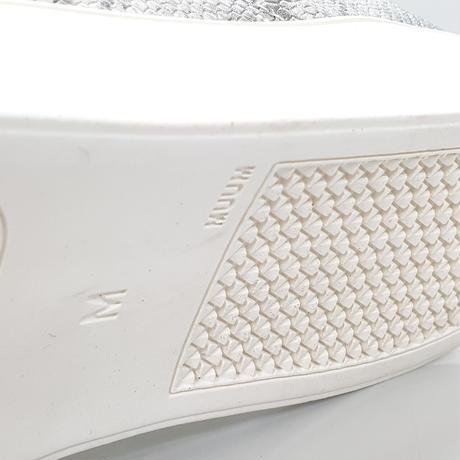【MUUM】キラキラ5連ビジュースニーカー - 1301R03SS