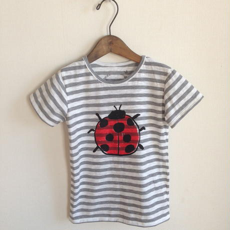 muu muu / meeg BORDER T (LADY BUG)