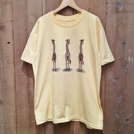 Unknown Giraffe Tee