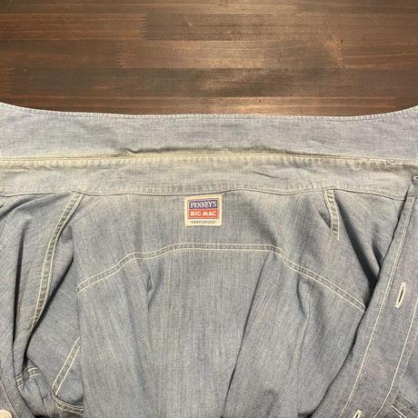 50's BIG MAC Chambray Shirt