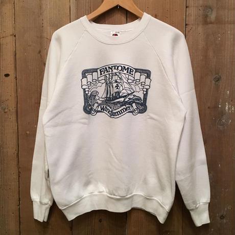 90's FRUIT OF THE LOOM FANTOME Sweatshirt