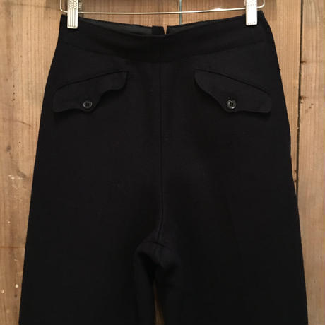 60's~ Unknown Wool Pants
