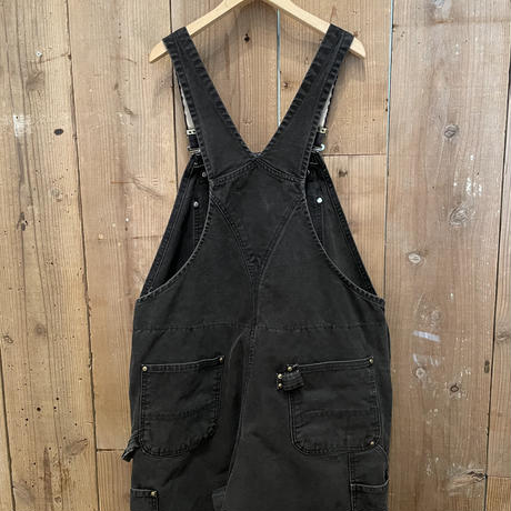 80's Carhartt Quilt Lined Overall