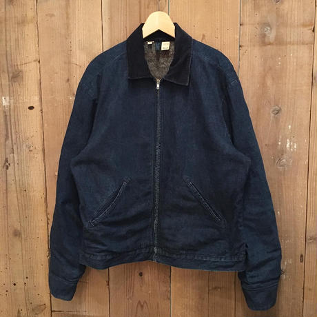 60's~ Wrangler Denim Work Jacket