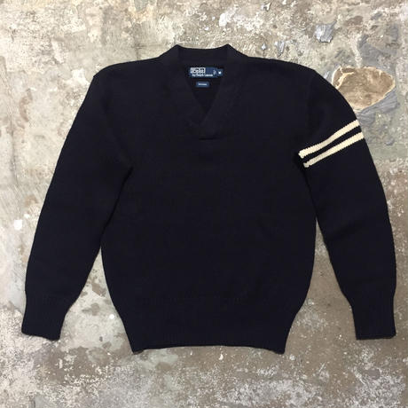 Polo Ralph Lauren Wool School Sweater