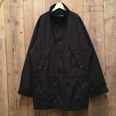 Eddie Bauer Fleece Lined Poly/Cotton Coat