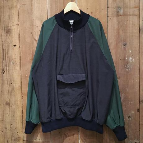 80's~ Mather Karen's Half Zip Nylon Jacket