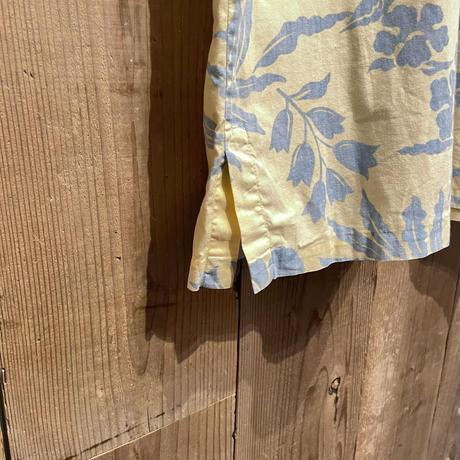 80's reyn spooner Cotton Pullover Aloha Shirt