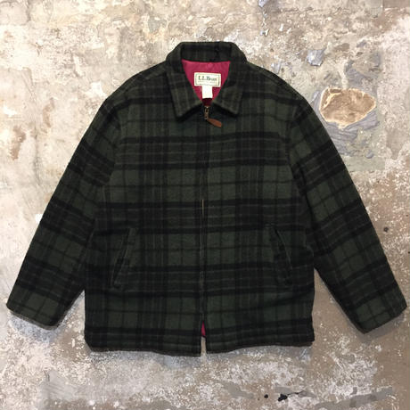 80's L.L.Bean Wool Jacket