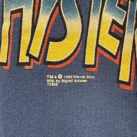 90's TULTEX LOONEY TUNES TAZ Sweat Shirt