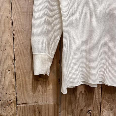 90's MORGAN MILLS Thermal Shirt