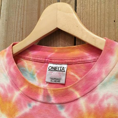 90's ONEITA Tie Dye Tee