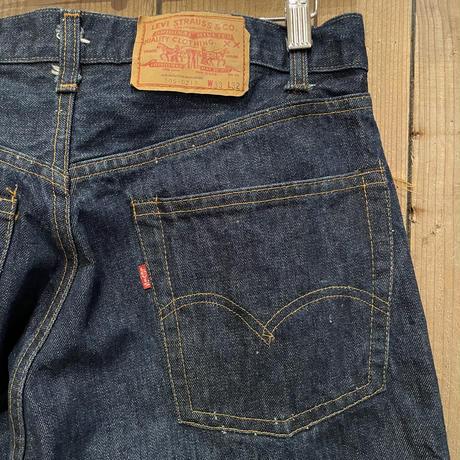 70's Levi's 505 Denim Pants  W 33