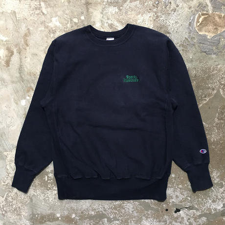 90's Champion REVERSE WEAVE Sweat Shirt DUKELAW (SIZE : L)