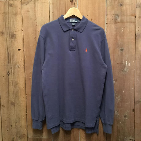 Polo Ralph Lauren L/S Polo shirt  BLUE