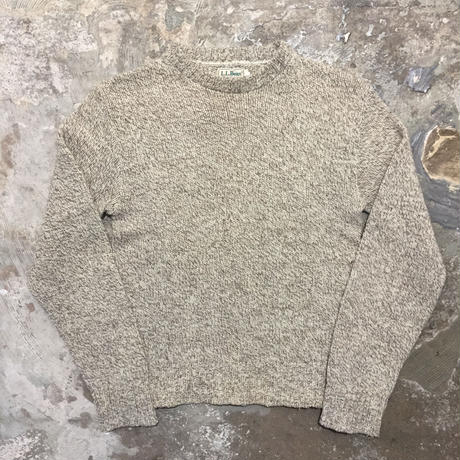 80's L.L.Bean Wool Sweater