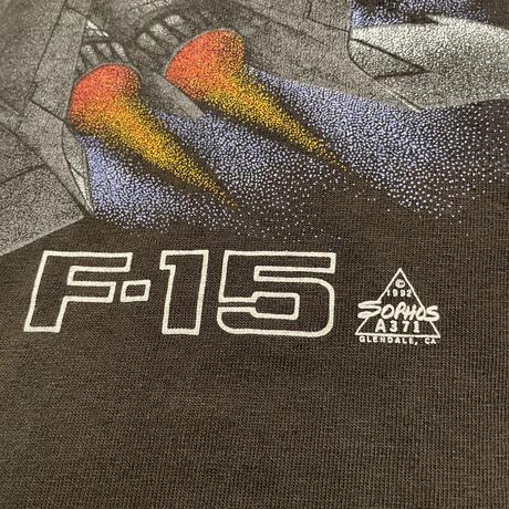 90's ONEITA F-15 Eagle Tee