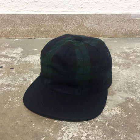 ~90's BRONER 5Panel Wool Cap (Dead Stock)