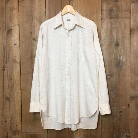 ~50's SKYLINE Cotton Shirt