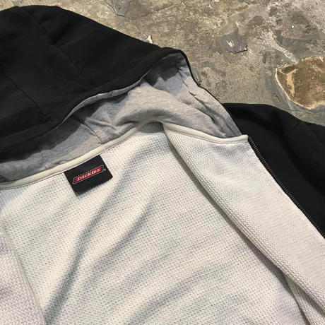Dickies Thermal Lined Hoodie BLACK