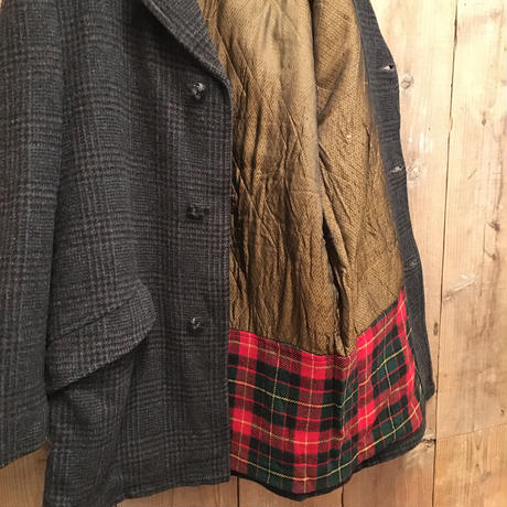 Unknown Old Wool Coat