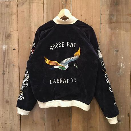 50's Goose Bay Labrador Souvenir Jacket