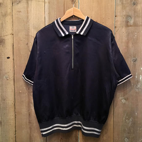 50's FELCO S/S Satin Shirt