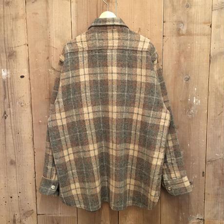 70's Woolrich Wool Shirt Jacket