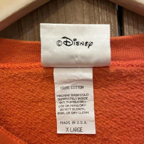 90's Disney Embroidered Sweat Shirt