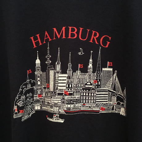 90's~  HAMBURG Tee