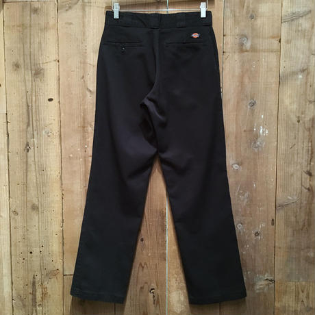 Dickies Work Pants BLACK W : 30  #3
