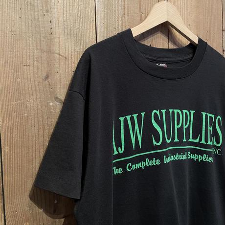 90's FRUIT OF THE LOOM AJW SUPPLIES  Tee