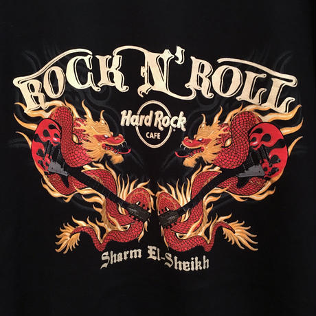 Hard Rock Cafe  Doragon Tee
