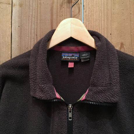 1999's Patagonia Synchilla Fleece Jacket BROWN