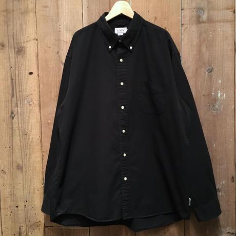 J.CREW Cotton B.D Shirt BLACK