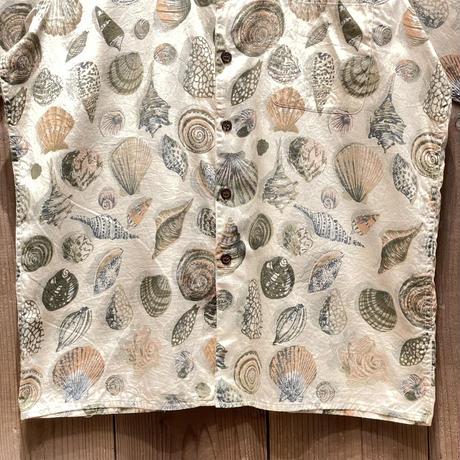 80's~ reyn spooner Egyptian Cotton Aloha Shirt SHELL